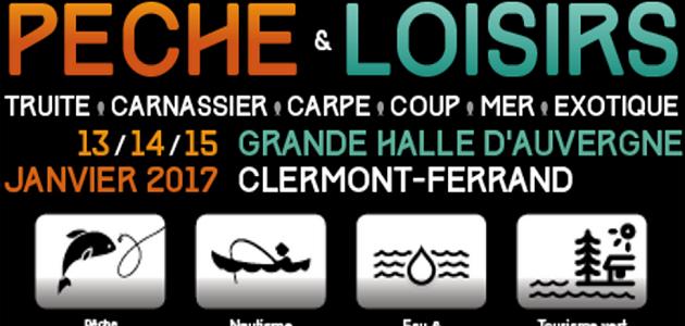 Salon peche Clermont-Ferrand
