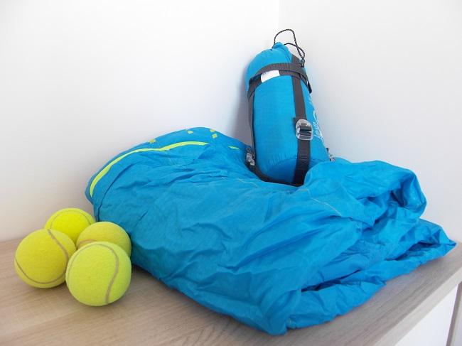 Nettoyage sac couchage carpe